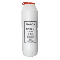 SABLE ANISE BLANC MADOX